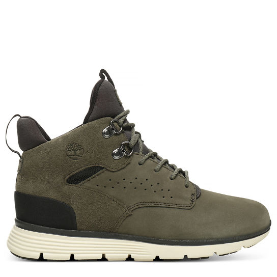 Killington Hiker Chukka for Junior in Green | Timberland
