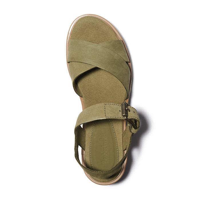 Sandalo da Donna Violet Marsh Verde-