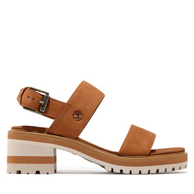 Violet+Marsh+Strap+Sandal+for+Women+in+Light+Brown