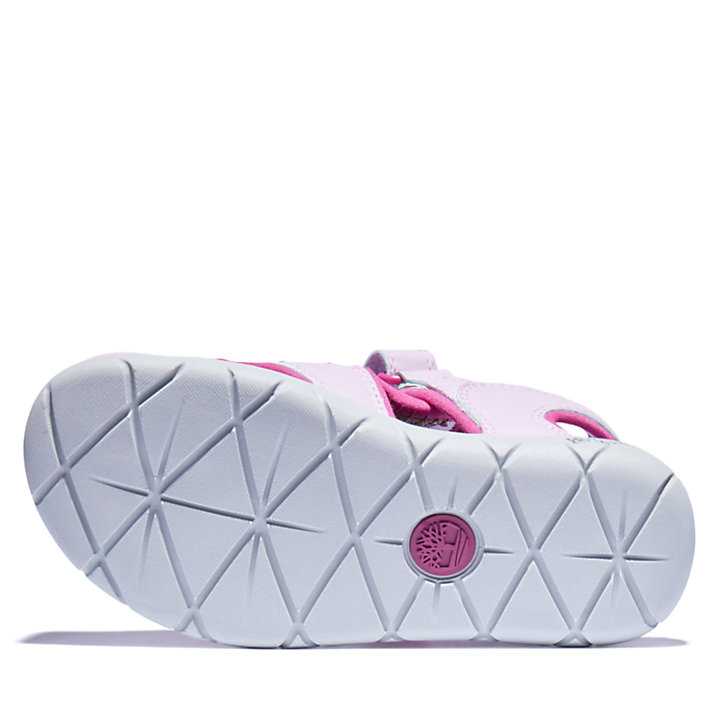 Sandale Fisherman Perkins Row pour enfant en rose-
