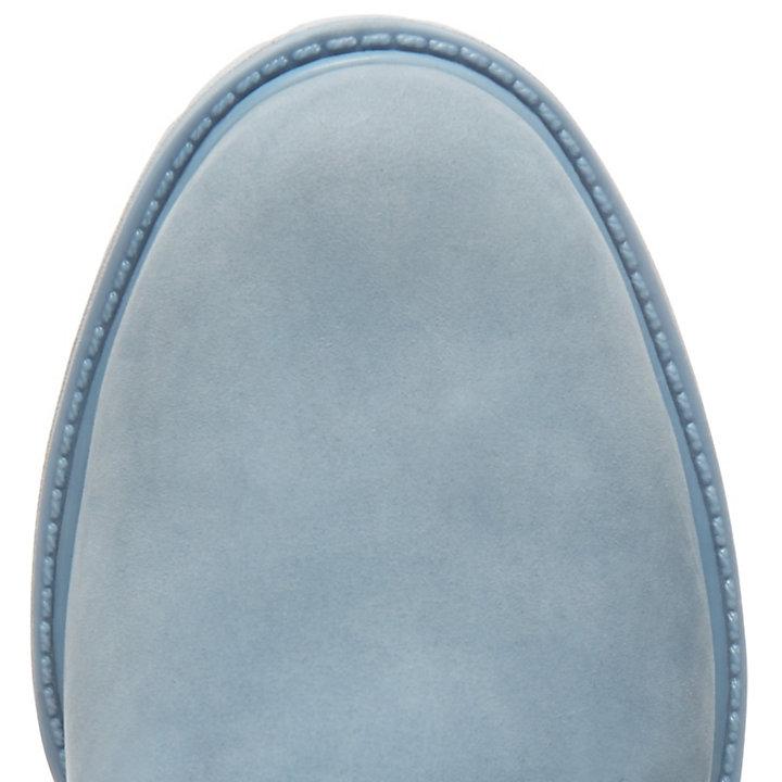 6 Inch Boot Water voor Dames in Blauw-