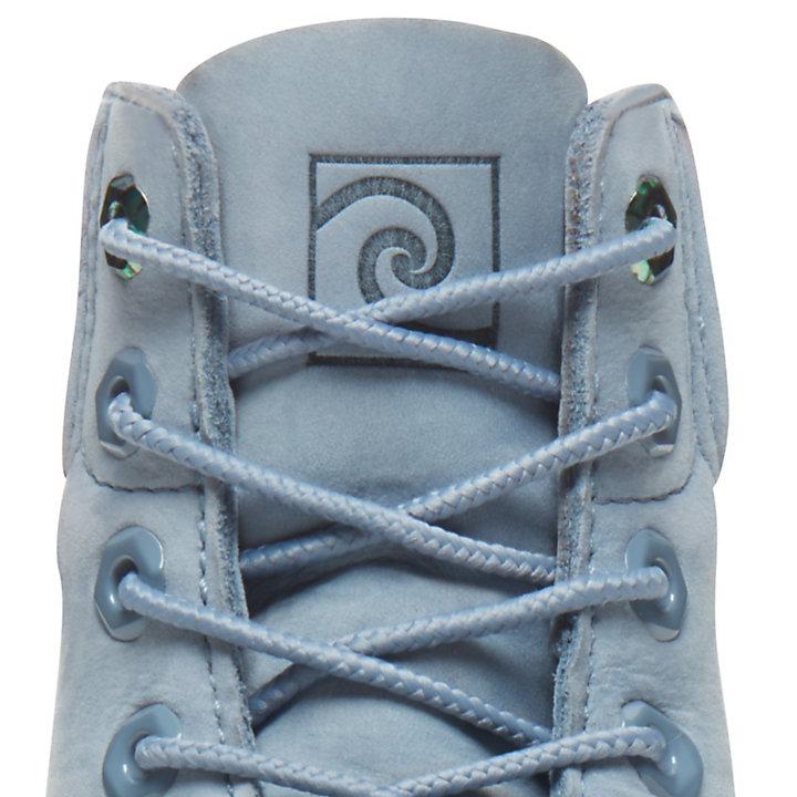 6-Inch Boot Eau pour femme en bleu-
