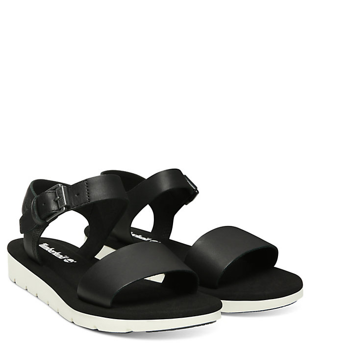 Lottie Lou Sandal for Women in Black-