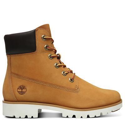 Classic+Lite+6+Inch+Boot+for+Women+in+Yellow