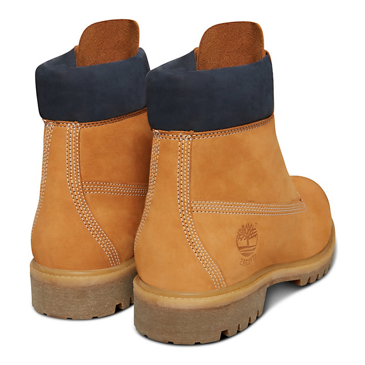 45th Anniversary 6-Inch-Herrenstiefel in Gelb/Saphir-