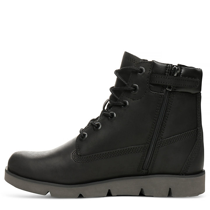 6-Inch Boot Radford junior en noir-