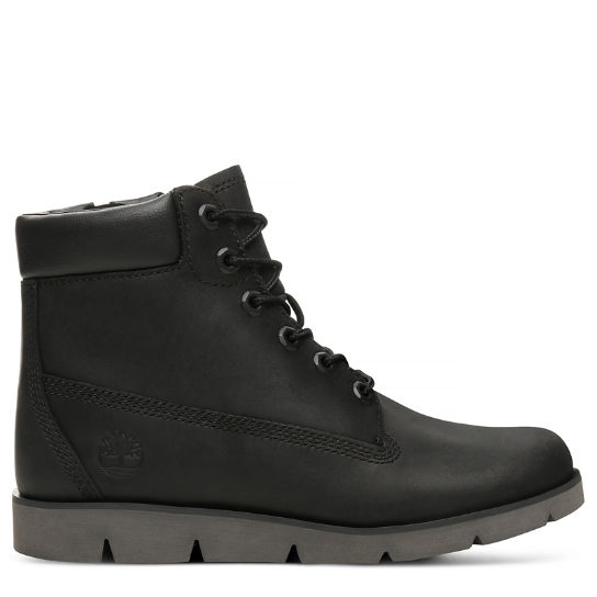 Radford 6 Inch Boot for Junior in Black | Timberland