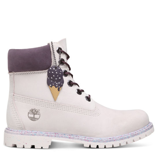 Ice Cream 6 Inch Premium Boot for Women in Mauve | Timberland