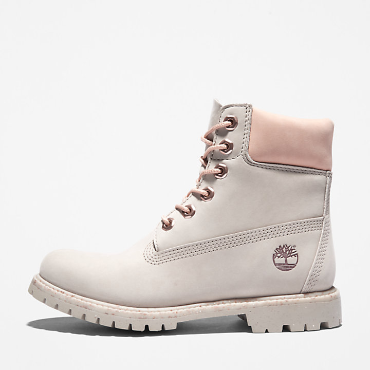 Ice Cream 6 Inch Premium Boot voor Dames in Taupe-