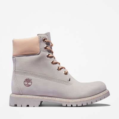 Ice+Cream+6+Inch+Premium+Boot+voor+Dames+in+Taupe