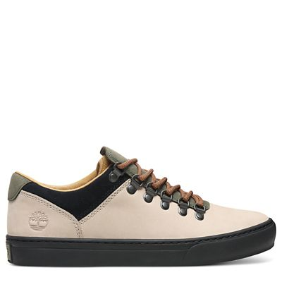 Adventure+2.0+Cupsole+Sneaker+for+Men+in+Beige%2FGreen