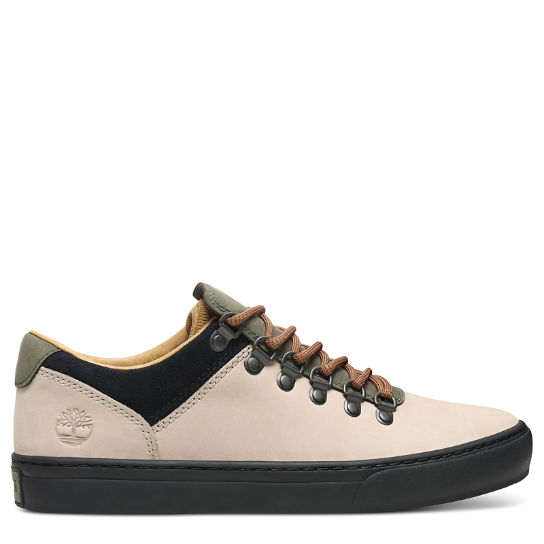 Adventure 2.0 Cupsole Sneaker for Men in Beige/Green | Timberland