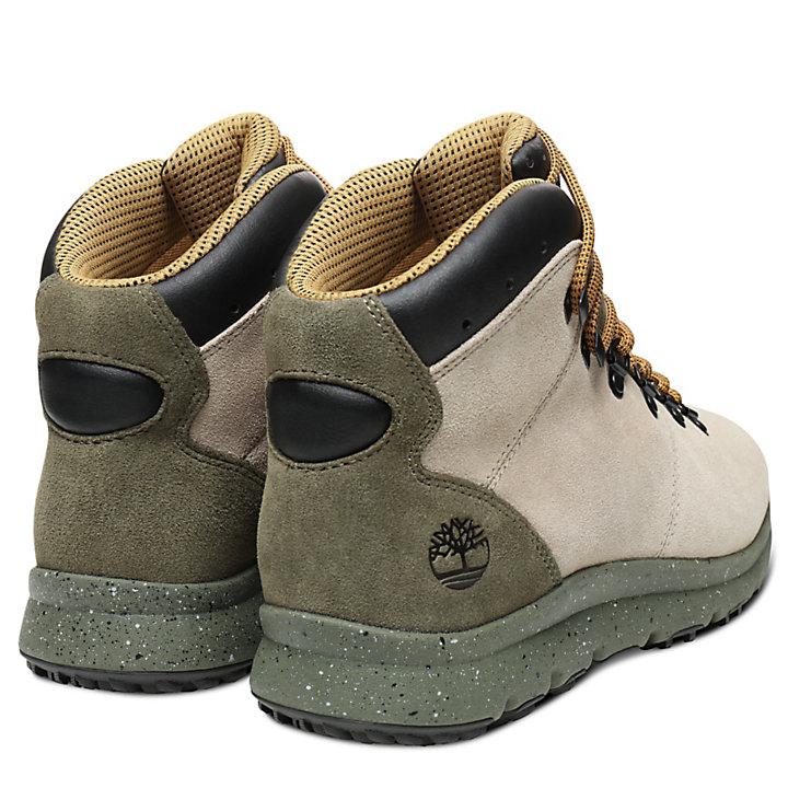 Chaussure de randonnée World Hiker pour homme en taupe-