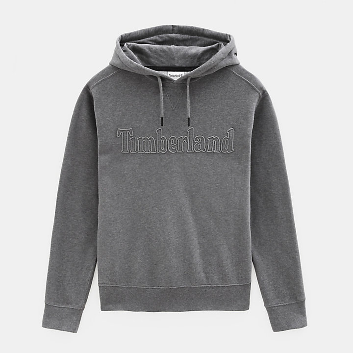 Taylor River Hoodie for Men in Grey-