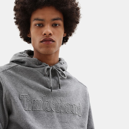 Taylor River Hoodie for Men in Grey | Timberland