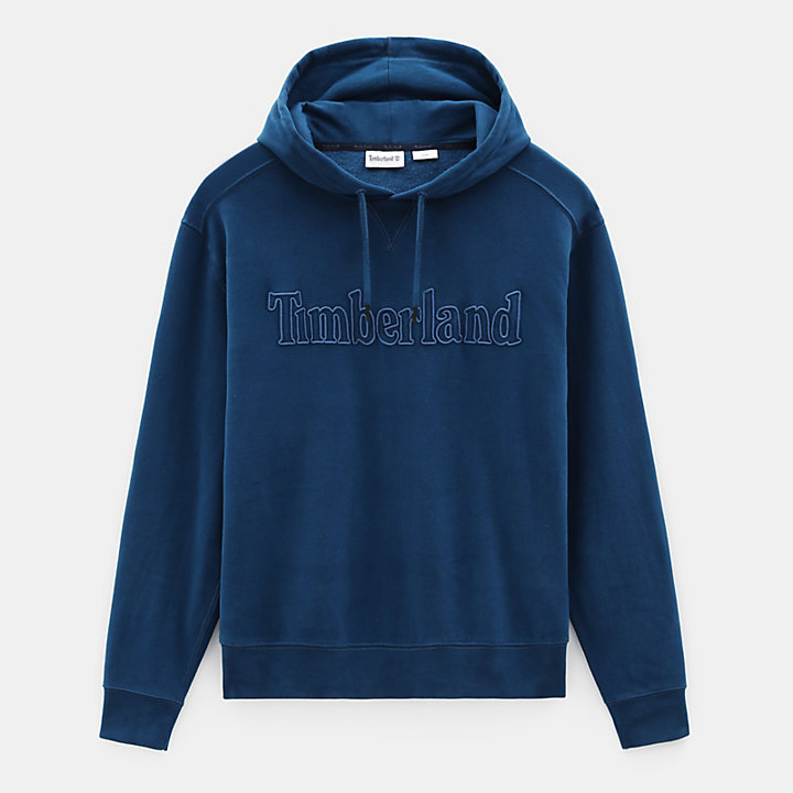 Taylor River Hoodie for Men in Teal-