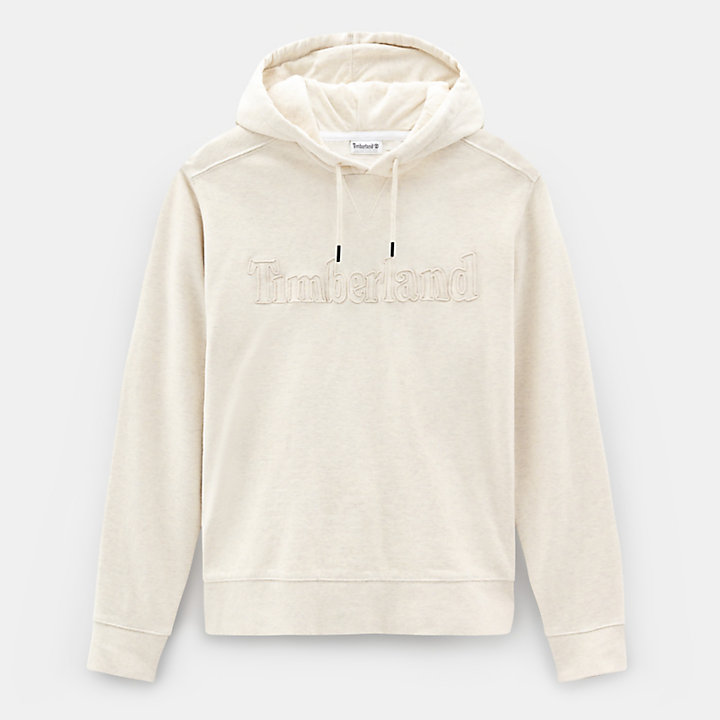 Taylor River Hoody voor Heren in wit-