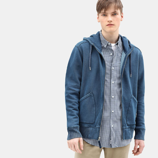 Mad River Hoodie for Men in Blue | Timberland