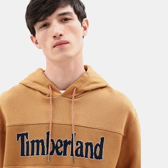 Connecticut River Hoody voor Heren in geel | Timberland