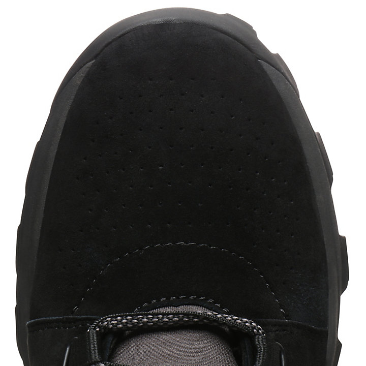 Brooklyn Oxford for Men in Black-