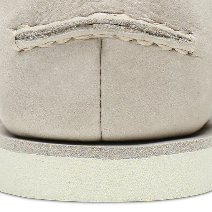 Classic Unlined Bootschoen voor Dames in Taupe-