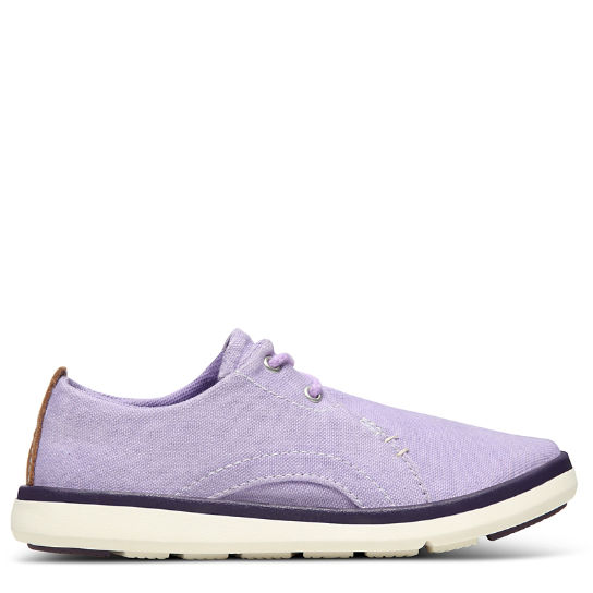 Gateway Pier Oxford voor Kids in Mauve | Timberland