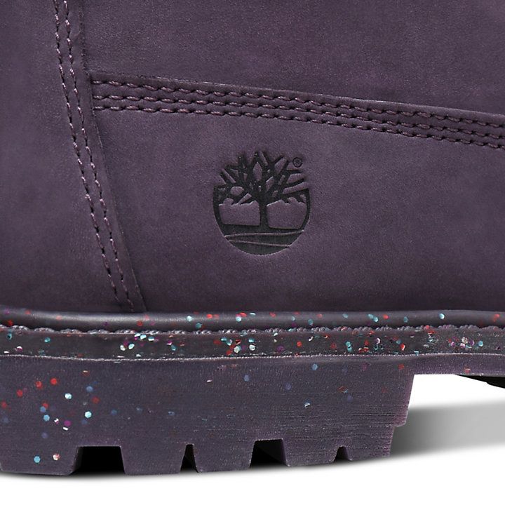 Nellie Chukka for Women in Purple/Pale Grey-