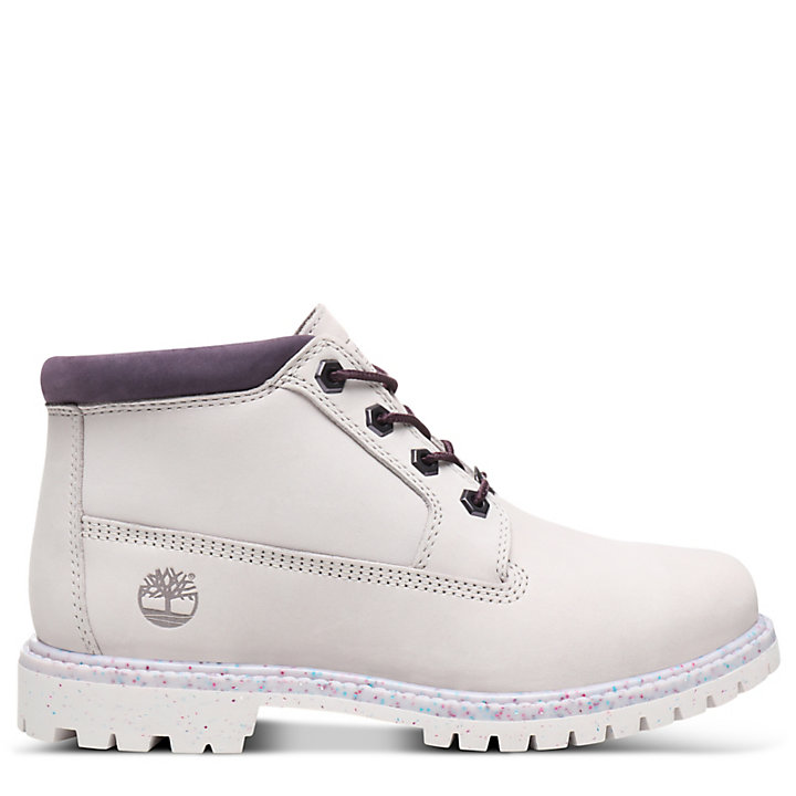 Nellie Chukka for Women in Mauve-