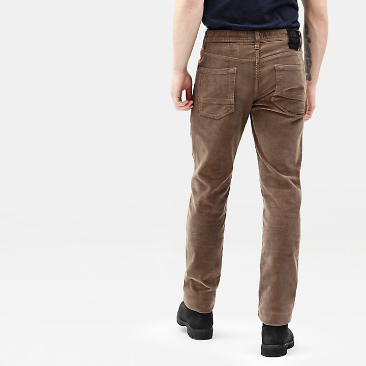 Squam Lake Cordhose für Herren in Beige-
