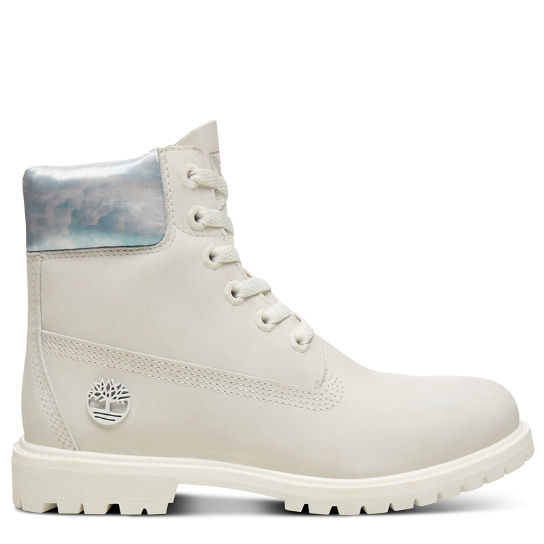 6 Inch Boot Air for Women in Pale Grey | Timberland