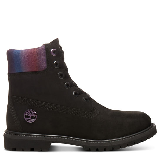 6 Inch Boot 5e Element voor Dames in Zwart | Timberland