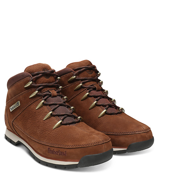 Euro Sprint Hiker for Men in Brown-