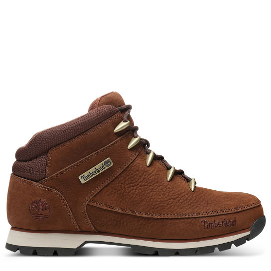 Euro Sprint Hiker for Men in Brown | Timberland