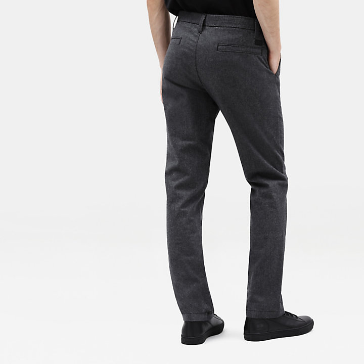 Squam Lake Chinos for Men in Black-