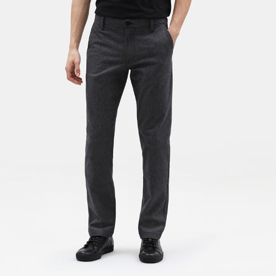 Squam Lake Chinos for Men in Black | Timberland