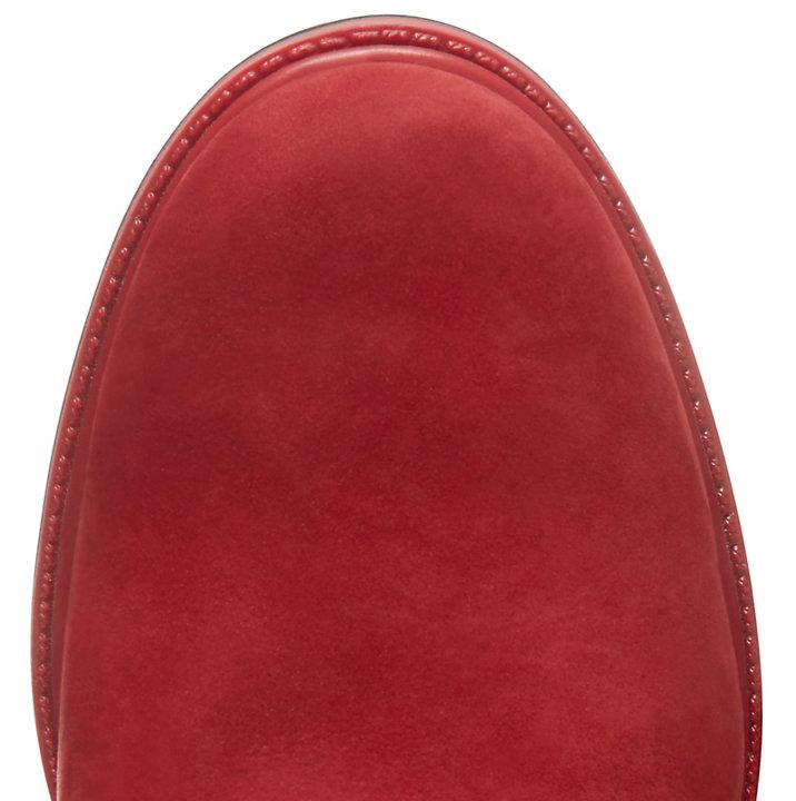 Scarponcino 6 Inch Fuoco da Uomo Rosso-