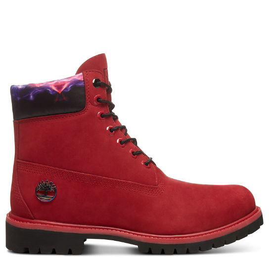 6 Inch Boot Fire for Men in Red | Timberland
