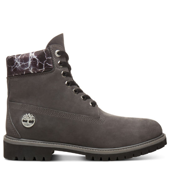 6-Inch Boot Elements Air pour homme en gris | Timberland
