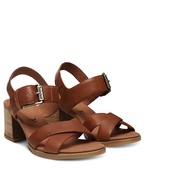 Tallulah May Sandal for Women in Light Brown-