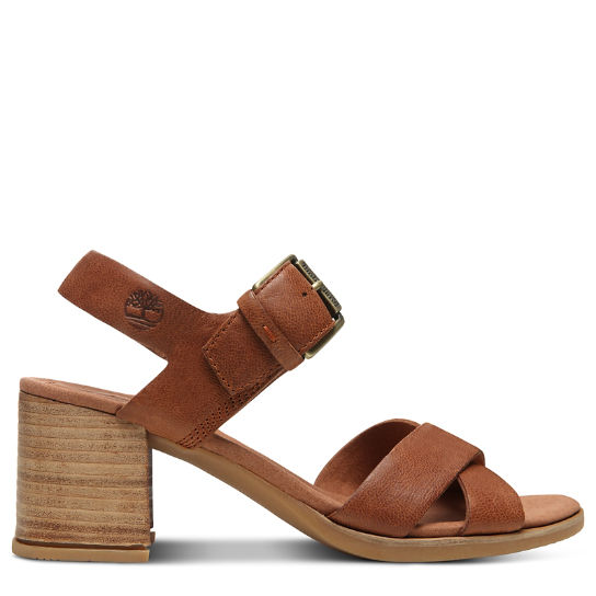 Tallulah May Sandal for Women in Light Brown | Timberland