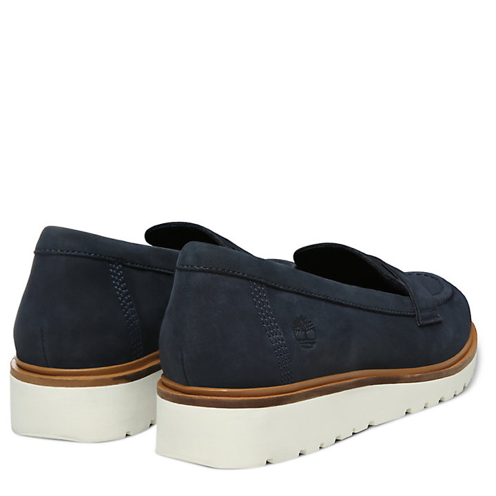 Ellis Street Loafer für Damen in Marineblau-