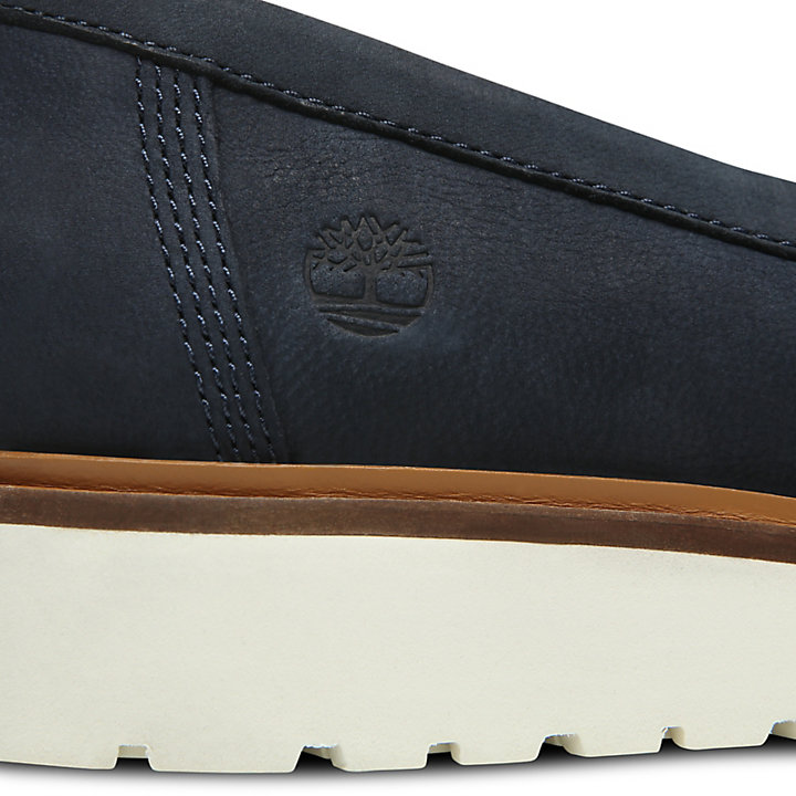 Ellis Street Loafer voor Dames in Marineblauw-
