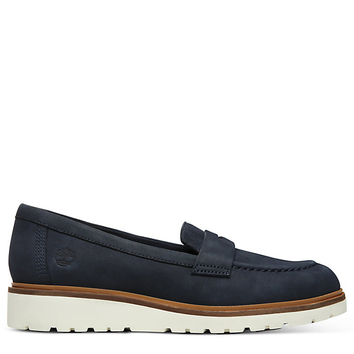 Ellis Street Loafer für Damen in Marineblau-