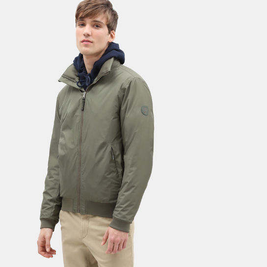 Mt Lafayette Sailor Bomber for Men in Green | Timberland