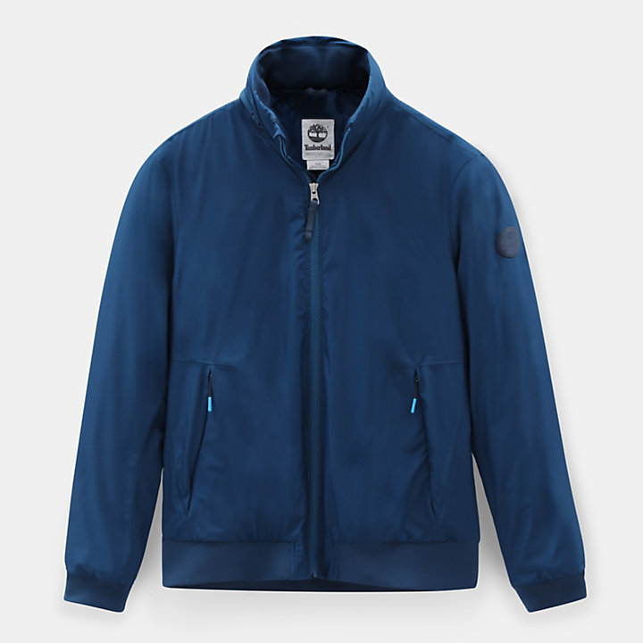Mt Lafayette Sailor Bomberjack voor Heren in Blauw-