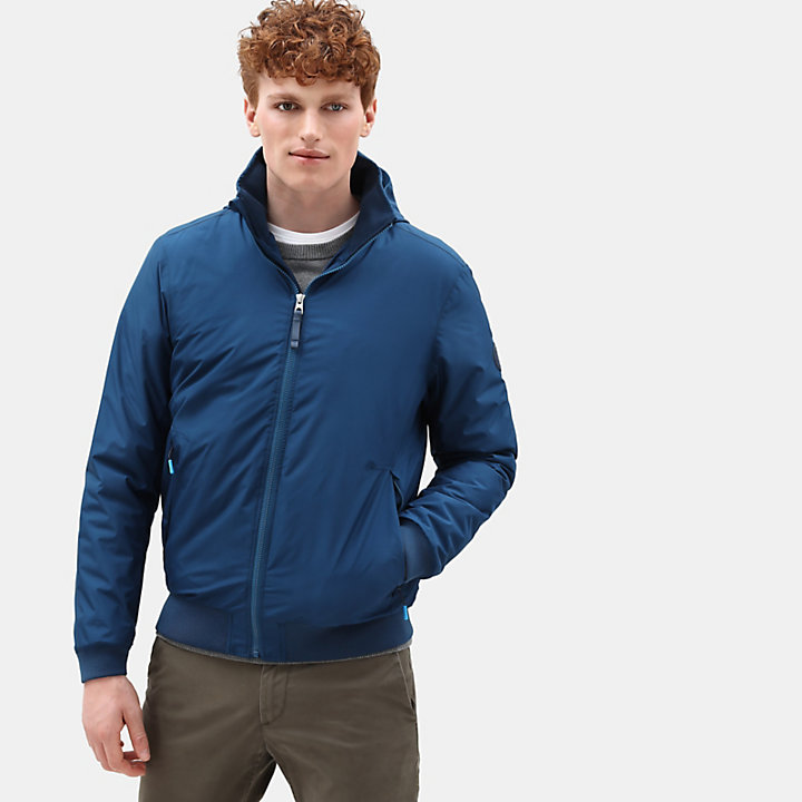 Mt Lafayette Sailor Bomber for Men in Blue-