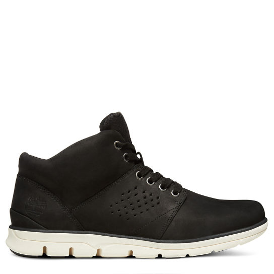 Bradstreet High-Top Sneaker for Men in Black | Timberland