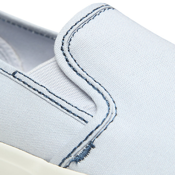 Chaussure Newport Bay pour femme à motif bleu clair-
