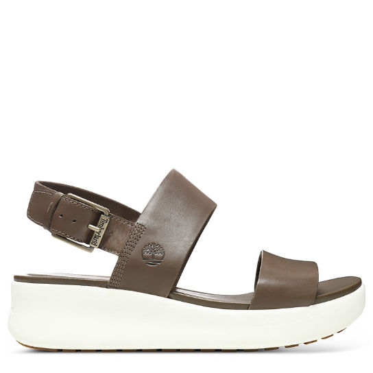 Los Angeles Wind Sandal for Women in Brown | Timberland
