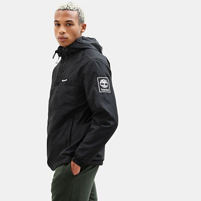 Windbreaker+for+Men+in+Black